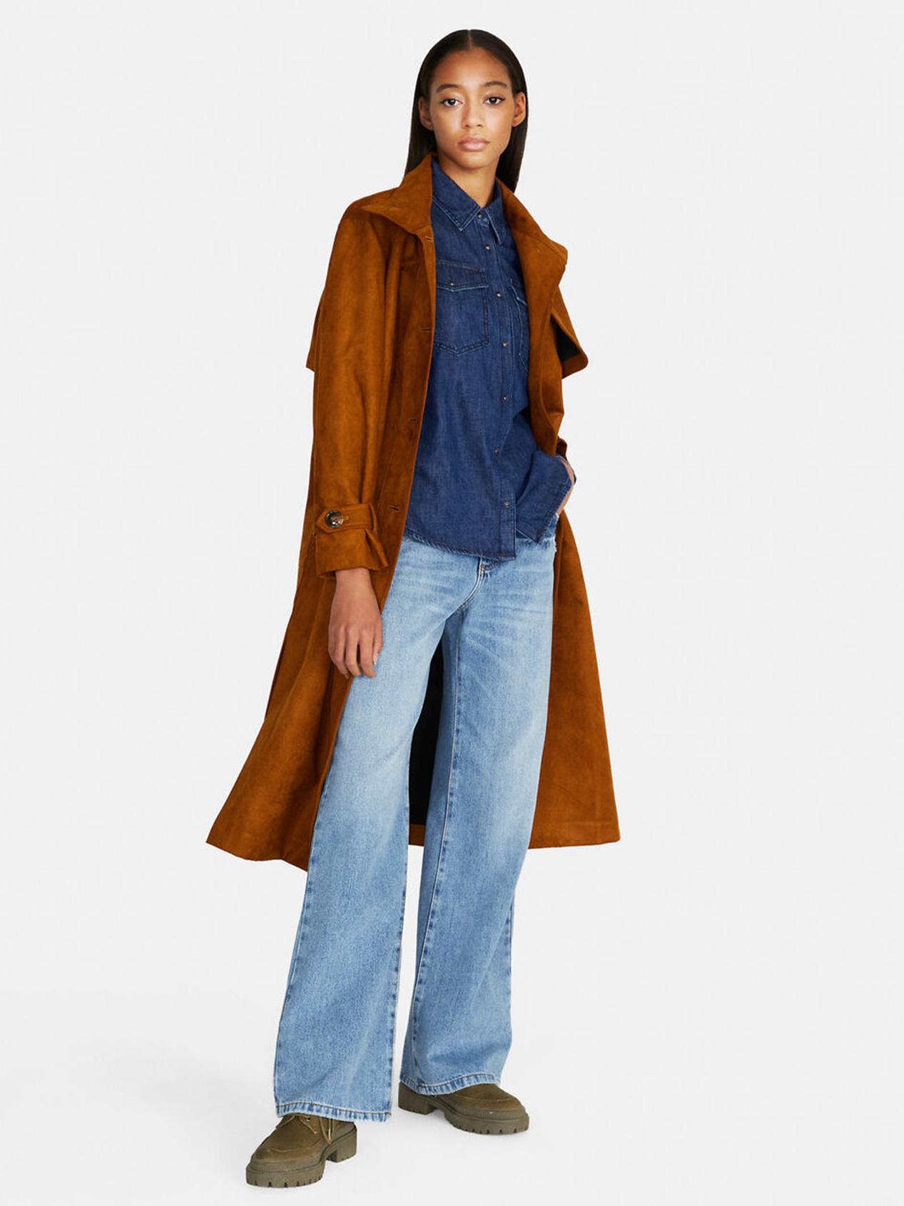 Jeans Wide Leg Femme