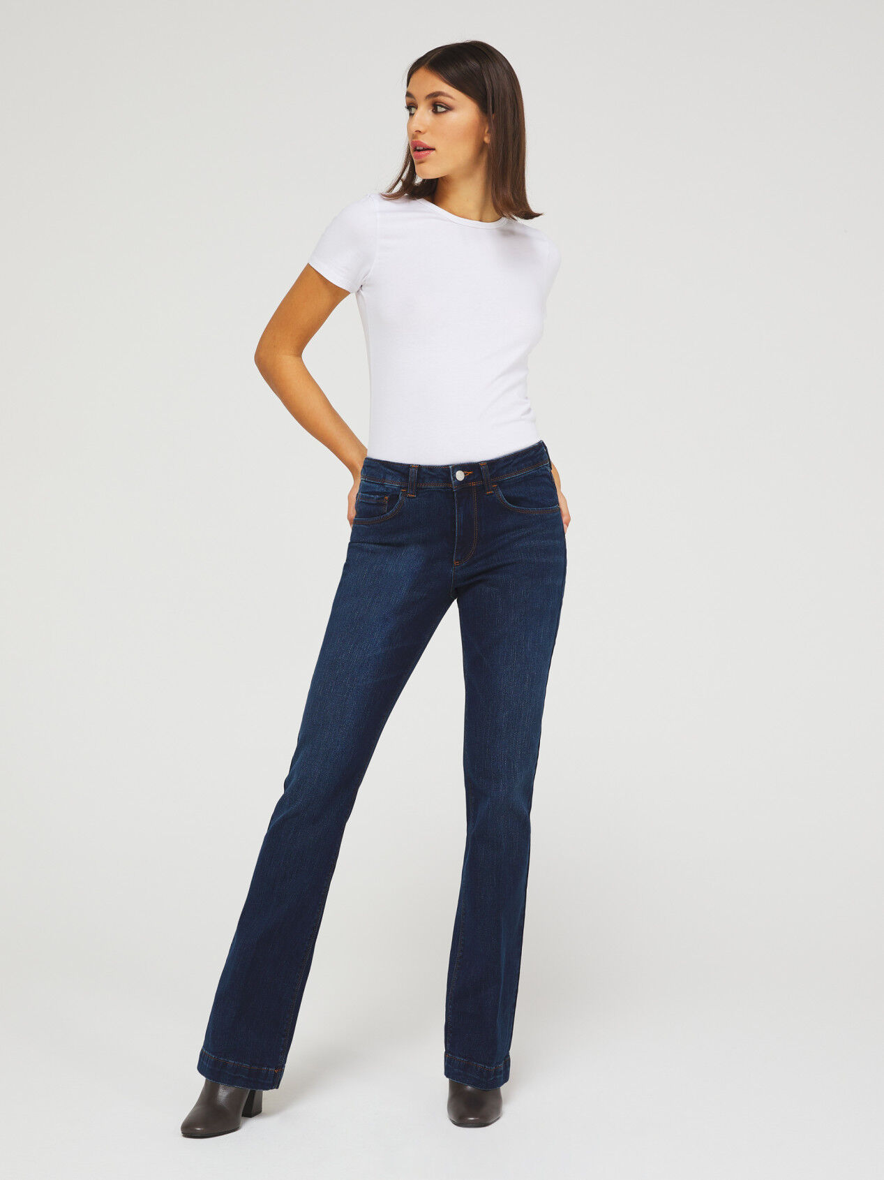 Jeans Flare & Boot Cut Femme