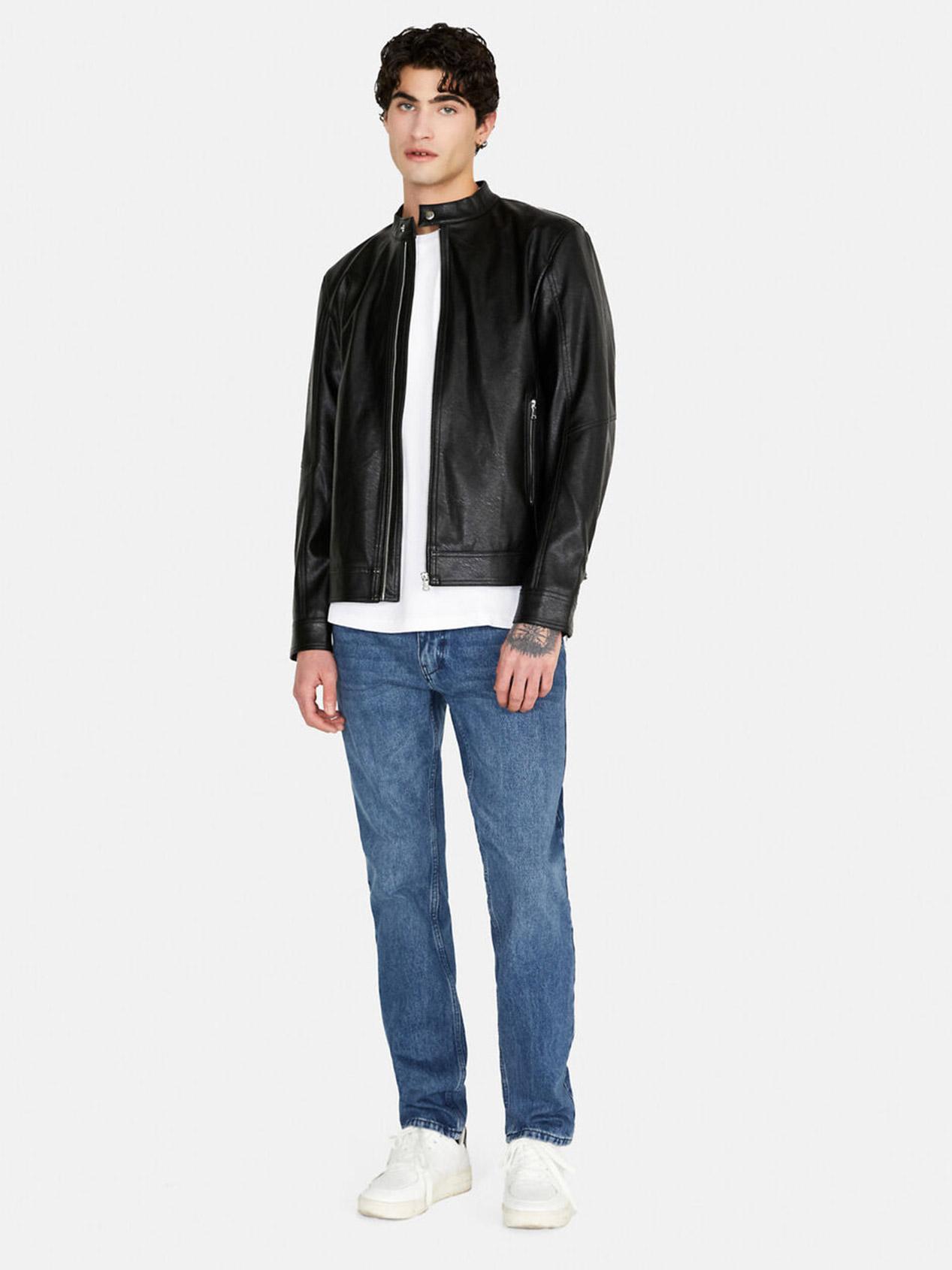 Jeans Sim Fit Homme