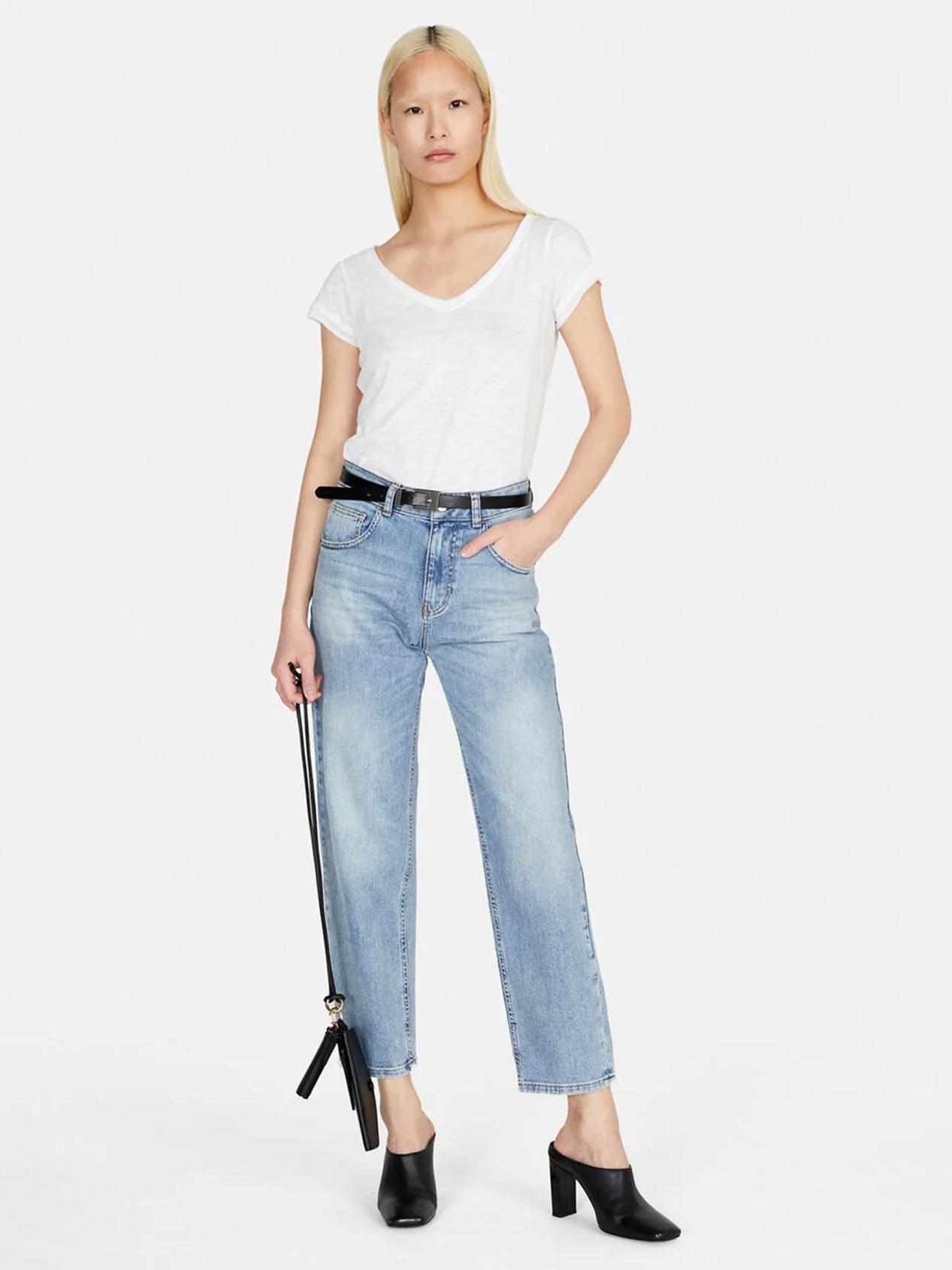 Jeans Regular Fit Femme