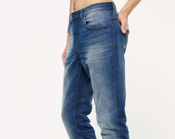Jeans Helsinki coupe skinny stretch